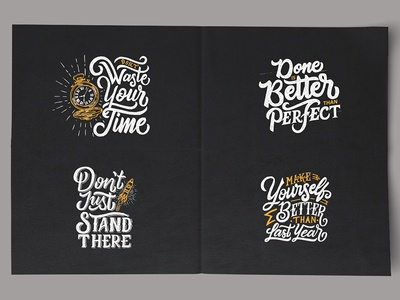 Lettering Collection