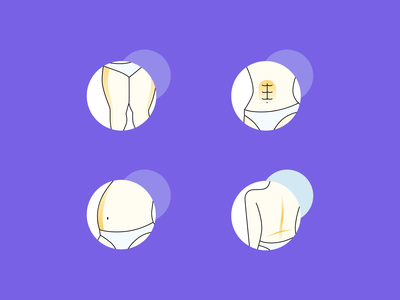 Icons - Sports Fitness illustrator fitness health lose weight icons