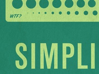 Simplify Poster - Facebook Ads