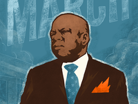 A Conversation with Congressman John Lewis