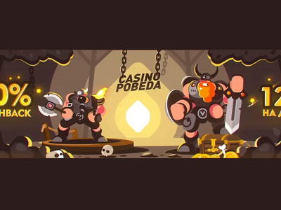 Vikings animation illustration dungeon sword axe weapon gold concept casino nabber motion after effects viking flat character