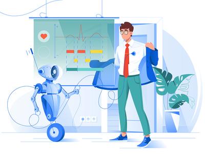 Robot diagnostics