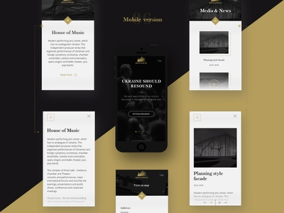 Mobile Version resposive design mobile site responsive mobile ux ui