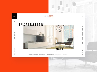 Inspiration ux ui.minimalism white site web white site interior interior design