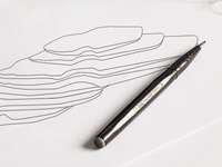 Petro Filmworks Logo Sketch