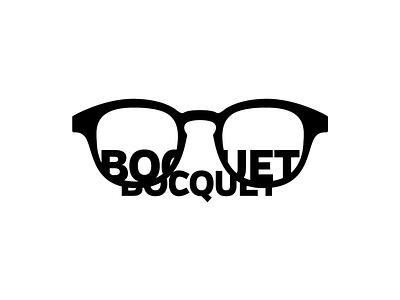 Bocquet see eye optician glasses optic logo logotype