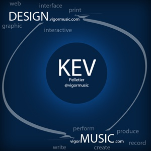 Kevfographic infographic fun blue
