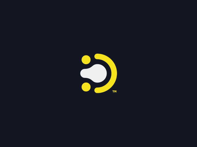 D logo turn your head and smile by filip pietro dribbble altavistaventures Images