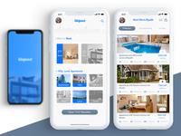 Wojood Real Estate Application
