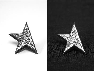 Titos pin minimal design tshirt