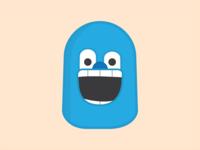Gumdrop Dude - Daily design