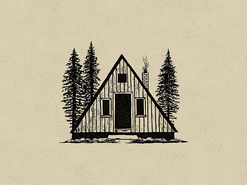 Cabin by Daniel Neuman on Dribbble