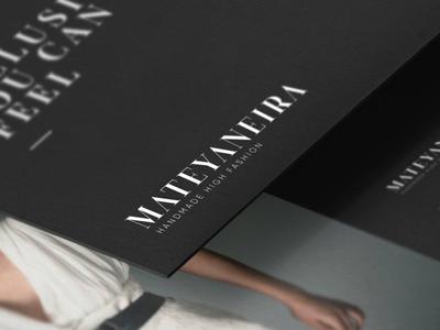 Mateyaneira Homemade High Fashion - Visual identity