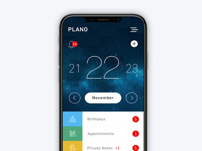 Plano App