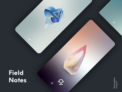 Field Notes freebie mobile illustration free download wallpaper