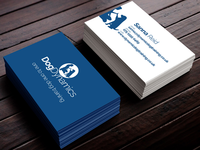 Dog Dynamics business cards