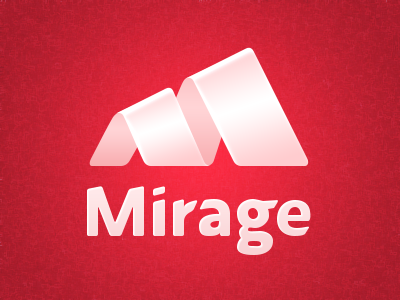 Mirage — Unused Logo logo