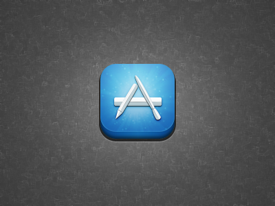 App Store Icon iphone icon app store