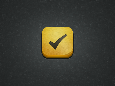 Reminders Icon iphone icon reminders check