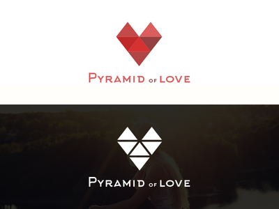 Logo Pyramid of Love