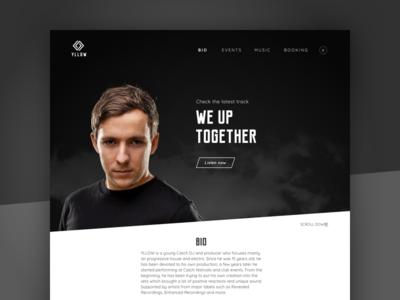YLLOW - Website