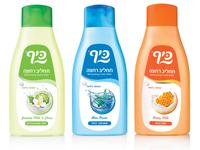 Keff shower cream wash