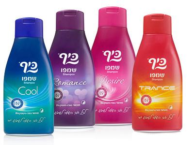 KEFF shampoos, special edition, 2018 skincare branding illustration mass market logo packagingdesign artdirection