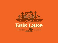Eels lake shirt design