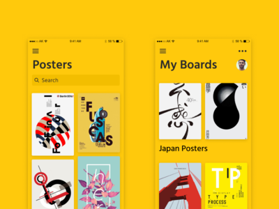 Posters App