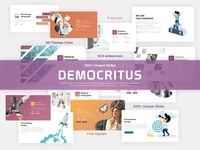 Democritus Presentation Template