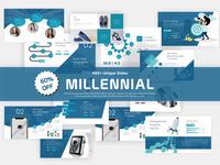 Millennial Presentation Template