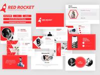 RedRocket Presentation Design