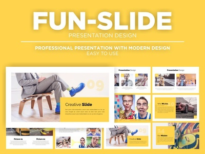 Fun-Slide Presentation Template