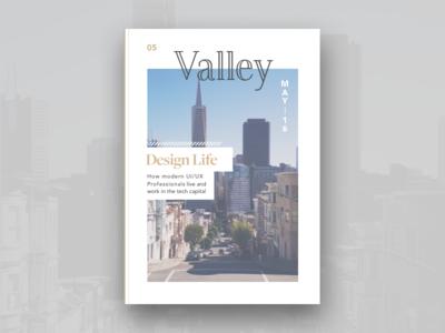 Valley Magazine Issue 05 #uidaily