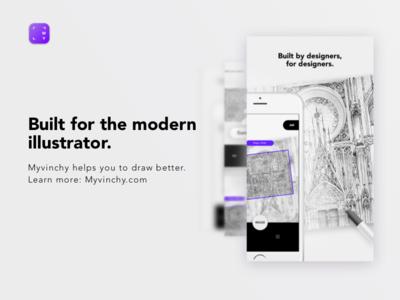 Myvinchy App Preview shots