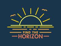 Find the Horizon
