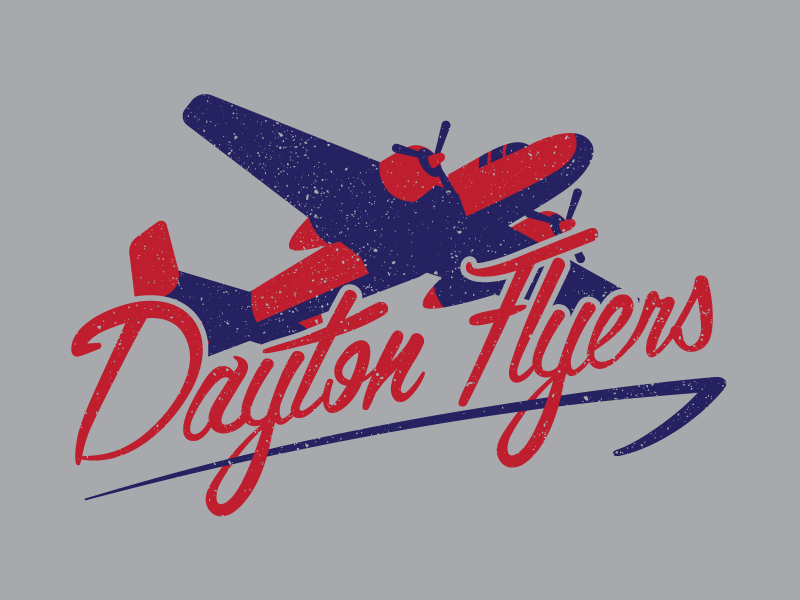dayton flyers by rachael sinclair