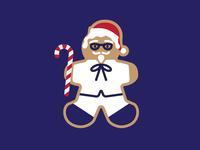 Gingerbread Sanders