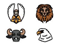 Gospel Icons