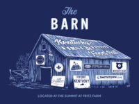 The Barn Anniversary Tee