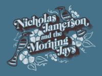 NJ & the Morning Jays Tee