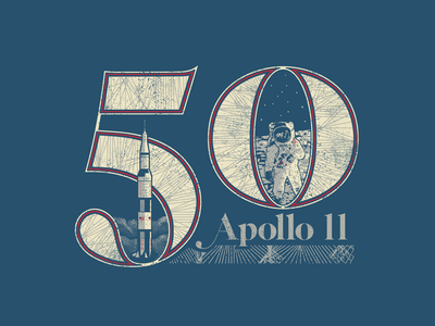 Apollo 11 at 50: Option 2
