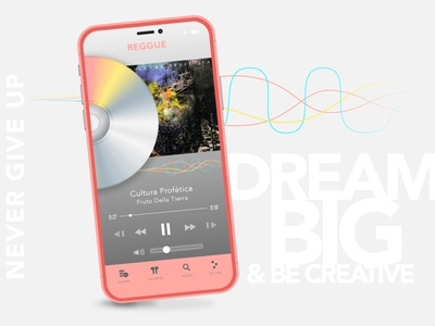Playmode Interface creative app interface design ui vector