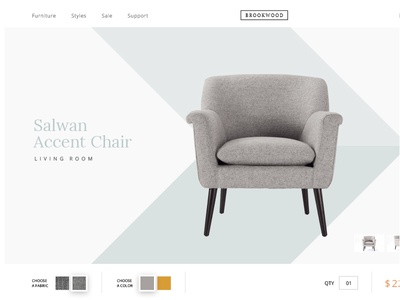 Brookwood Product Page