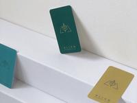 Align Asheville Business Card Designs