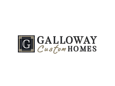 Residential Builder Group Identity homes monogram brands hand-drawn custom branding brand designs identity logo builder