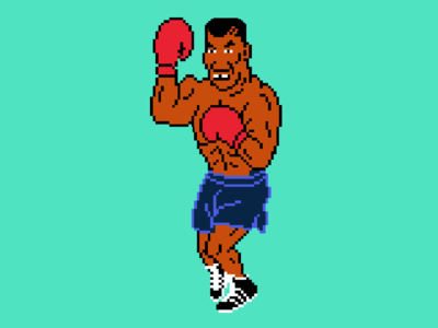 K.O. Kid nintendo boxing 90s tyson