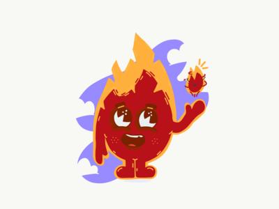 Fire / Leopoldo