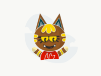 Katt - Animal Crossing / Leopoldo