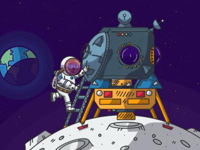 50th anniversary of Apollo 11 / Leopoldo